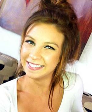 Sarah Cafferkey received threats from a male friend before disappearing.