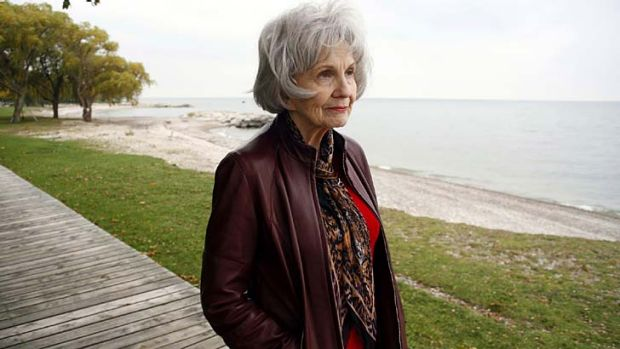 Clout … Alice Munro's stories creep up on you.