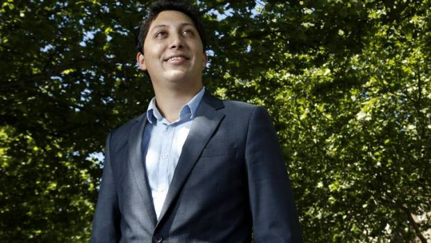 Former Get Up National Director Simon Sheikh is running for preselection with the Greens.