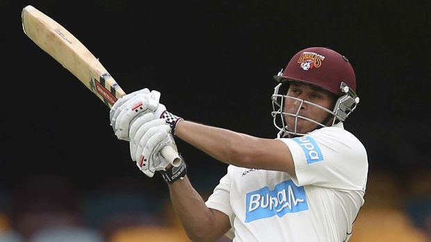 Ton of talent … Usman Khawaja is in good form.