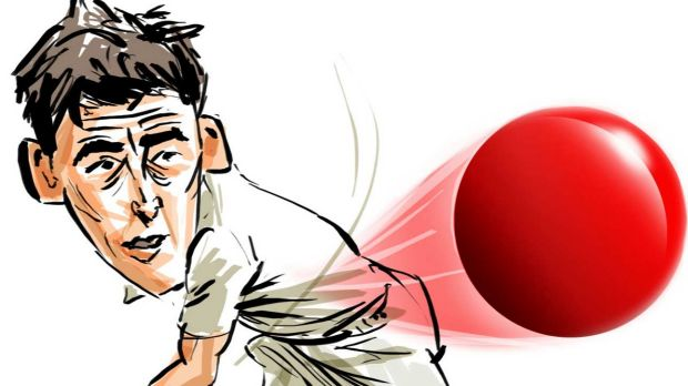 Ready to go … Mitchell Starc's left-arm pace should be a welcome addition to the Australian bowling attack for the ...