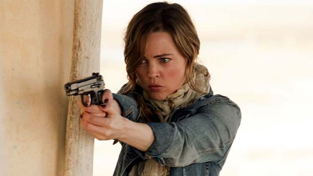 Melissa George … Hunted.