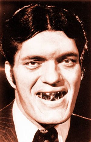 Richard Kiel as Jaws.
