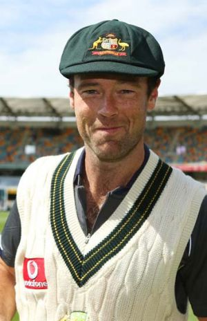 Uncertain: Rob Quiney.
