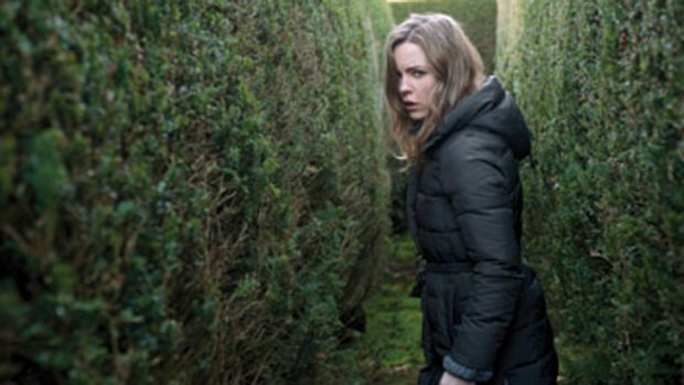 New lead role... Melissa George gets <i>Hunted</i> down for <i>Gothica</i>.