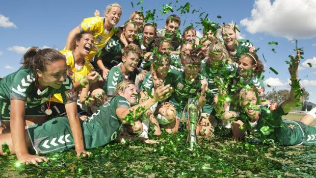 Canberra United could make more money in two matches this week than the entire squad earned while becoming undefeated ...
