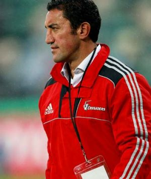 New Waratahs assistant coach Daryl Gibson.