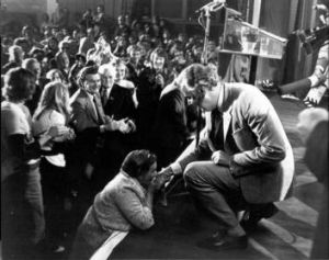 Gough Whitlam launched Labor's campaign for the 1972 election at Blacktown Civic Centre.