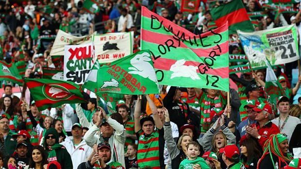 Fan plan ... the Rabbitohs are considering adopting the ownership model made successful by the NFL's Green Bay Packers.