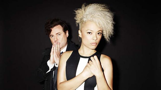 Making an appearance at Hugo's Lounge ... Sneaky Sound System.