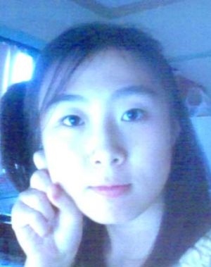 Killed ... 21-year-old Connie Zhang.
