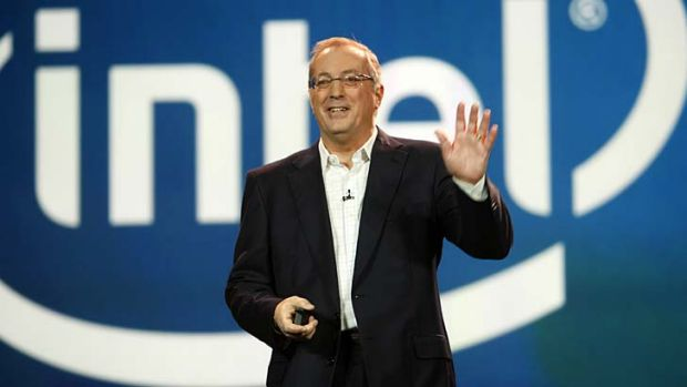 Paul Otellini ... will retire as Intel CEO in May 2013.