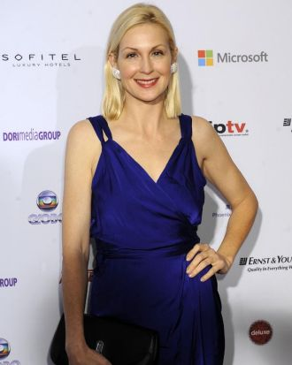 Gossip Girl actress Kelly Rutherford.