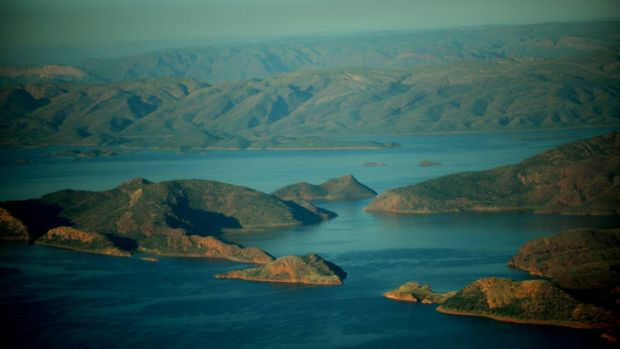 Chinese interests have leased 13,000 hectares of land in the Kimberley.