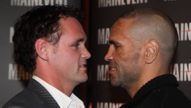 Daniel Geale and former NRL star Anthony Mundine will square off in January.