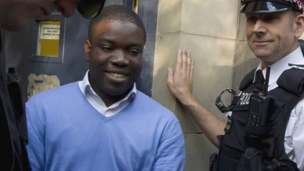 """""""There is a strong streak of the gambler in you."""" ... Kweku Adoboli."""