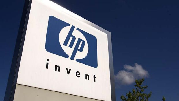 HP ... says it is the victim of $US5 billion fraud.