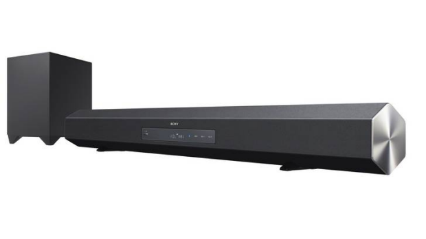 The Sony HT-CT260.