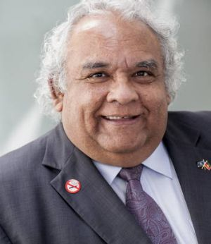 ACT Australian of the Year Tom Calma.