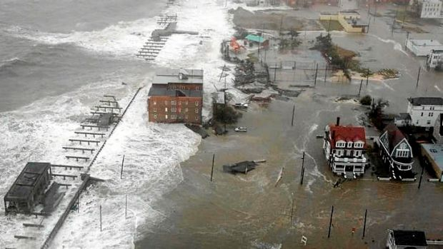 Hurricane Sandy was a wake-up call for industry.