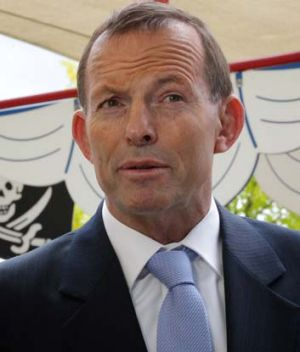 Tony Abbott ... hasn't read the Slipper judgment.