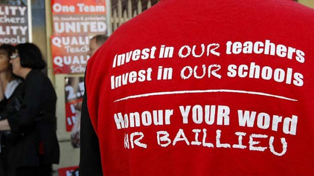 Teachers may refuse to work overtime from next year.
