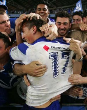 Waiting game ... Bulldogs fans will have their chance to welcome Sonny Bill Williams in round 15.