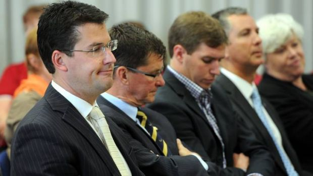 Liberal leader, Zed Seselja, will confirm who is on his front bench on Monday.