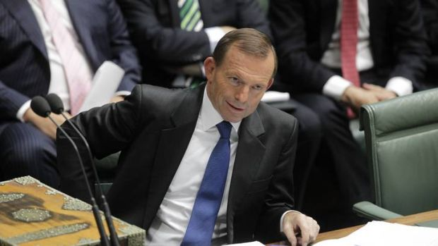 Opposition Leader Tony Abbott  says he would not use gender and class to divide nation.