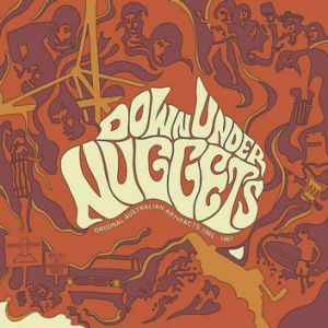 <i>Down Under Nuggets</i> - Various artists.