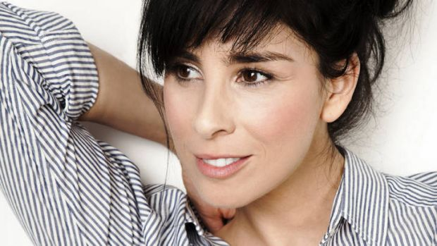 Where few dare to go ... Sarah Silverman's comedy pushes the boundaries.