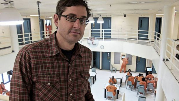 Inside knowledge … Louis Theroux's examination of the prison system in <i>Miami Mega Jail</i> is a jaw-dropper.