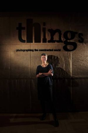 Associate Professor and Curator of the <i>Things: Photographing the Constructed World</i> exhibition Helen Ennis at the ...