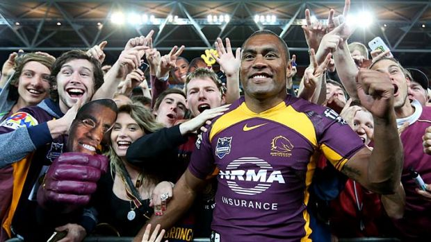 The Brisbane Broncos will play eight of the first 11 games on Friday nights.