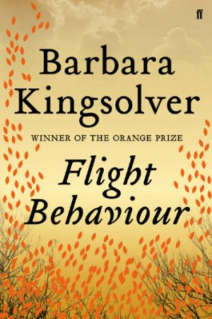 Proselytising ... <i>Flight Behaviour</i> by Barbara Kingsolver