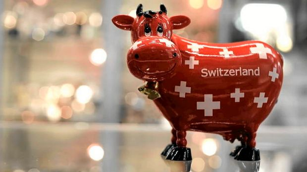 Switzerland is threatening to derail European tax reforms, saying wealthy people with Swiss accounts can preserve their ...