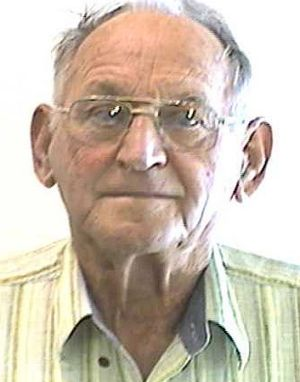 Missing 90-year-old man Keith Luscombe was found safe and sound.