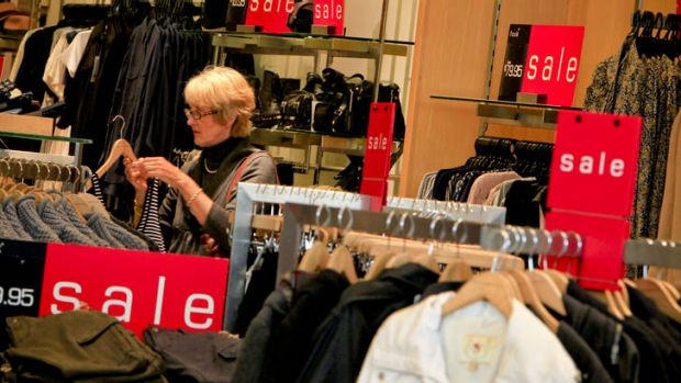 Luring customers to the shops remains a challenge for retailers.