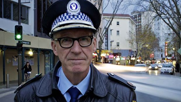 """""""At this stage we still have not identified the man who was shot"""" ... Assistant Police Commissioner Mark Murdoch."""