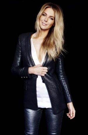 New host ... Jennifer Hawkins.