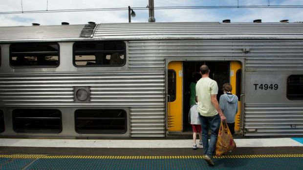 The federal government is looking into research on how people feel about rail these days.
