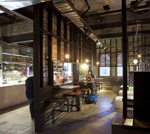 New life: Industrial China was an inspiration for the revamp.