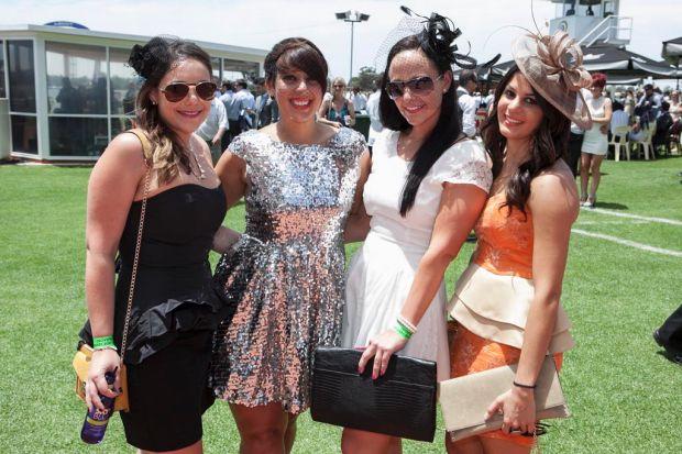Melissa Hill, Charlotte Keys, Carina Coombs, Bianca Zurzolo