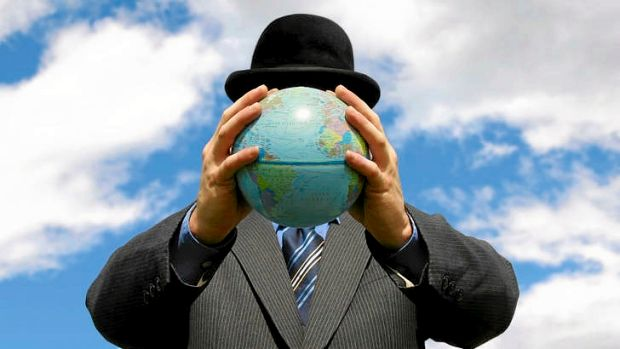 A global network of sham company directors has been linked with more than 20,000 companies.