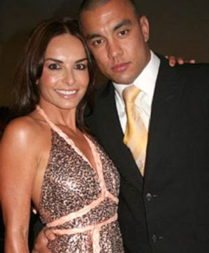 A second daughter for Daniel Kerr and wife Natasha Pozo.