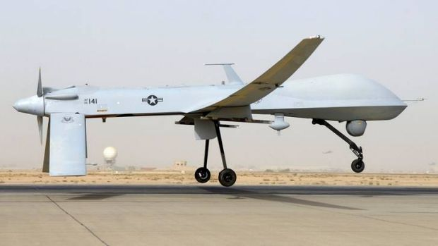 US drones are still told when to fire, but that may not always be the case.