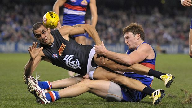 Net operating loss ... The Western Bulldogs have posted a $136,000 loss, despite being the number one recipient of AFL ...