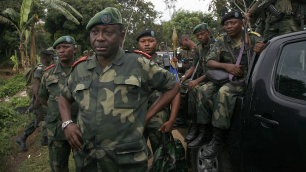 The new Congolese army chief, General  Francois Olenga, has begun  reorganising the troops, instilling discipline and ...