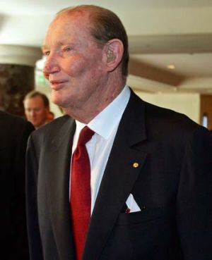 Next chapter ... Kerry Packer.