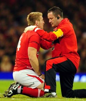 """""""What Hore did [to  has got no place on a rugby field as far as I'm concerned, it was an absolute disgrace"""" ... Wales ..."""